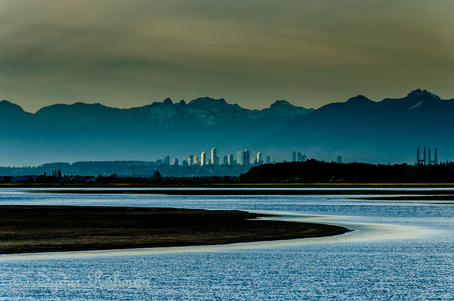 Views from Crescent Beach, Surrey, BC, Canada