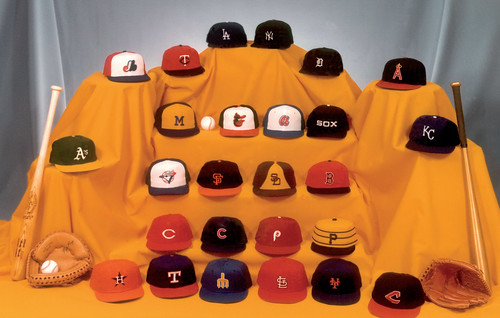 NEXC History Pre 1920 Customize Your Cap Page