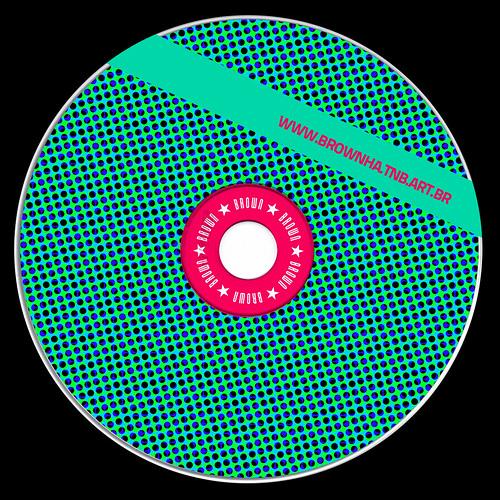 BROWNHA - Capa cd 1 - cd