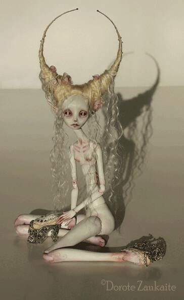 White Tender Demon