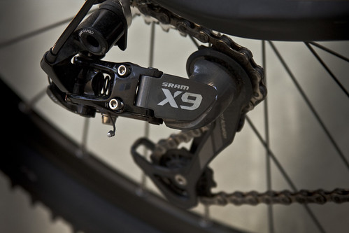 Full X-9 2x10 build on the drive train all around.
