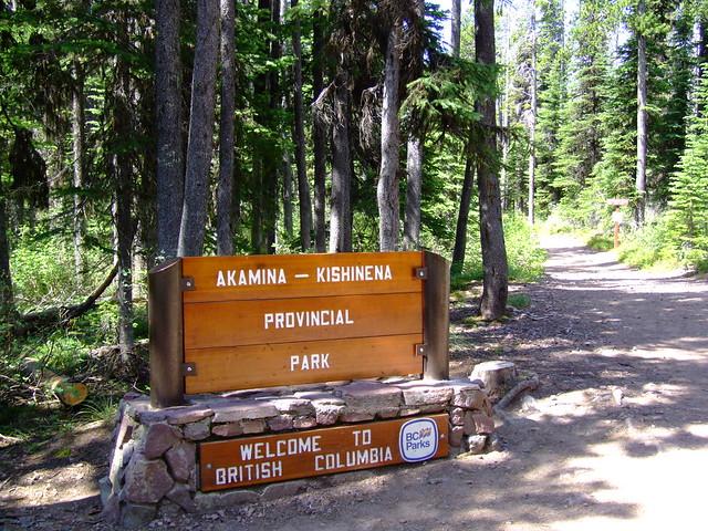 provincie- en parkgrens