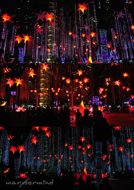 Ayala Triangle Symphony of Lights (2)