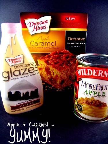 duncan hines ingredients