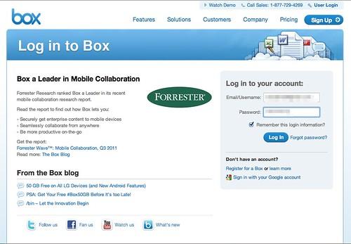 box.netWEB画面2