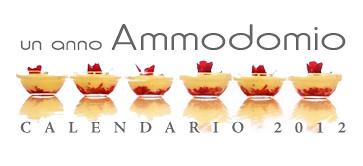 Calendario Ammodomio 2012
