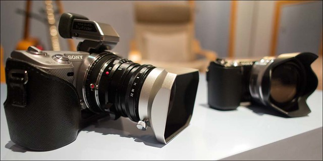 Sony NEX-5n Voigtlander 28mm f/2 Ultron 16mm f/2.8