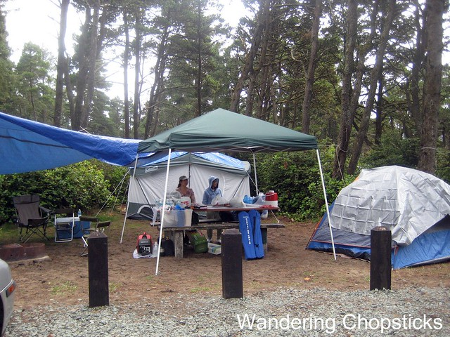 Barview Jetty Park Campground