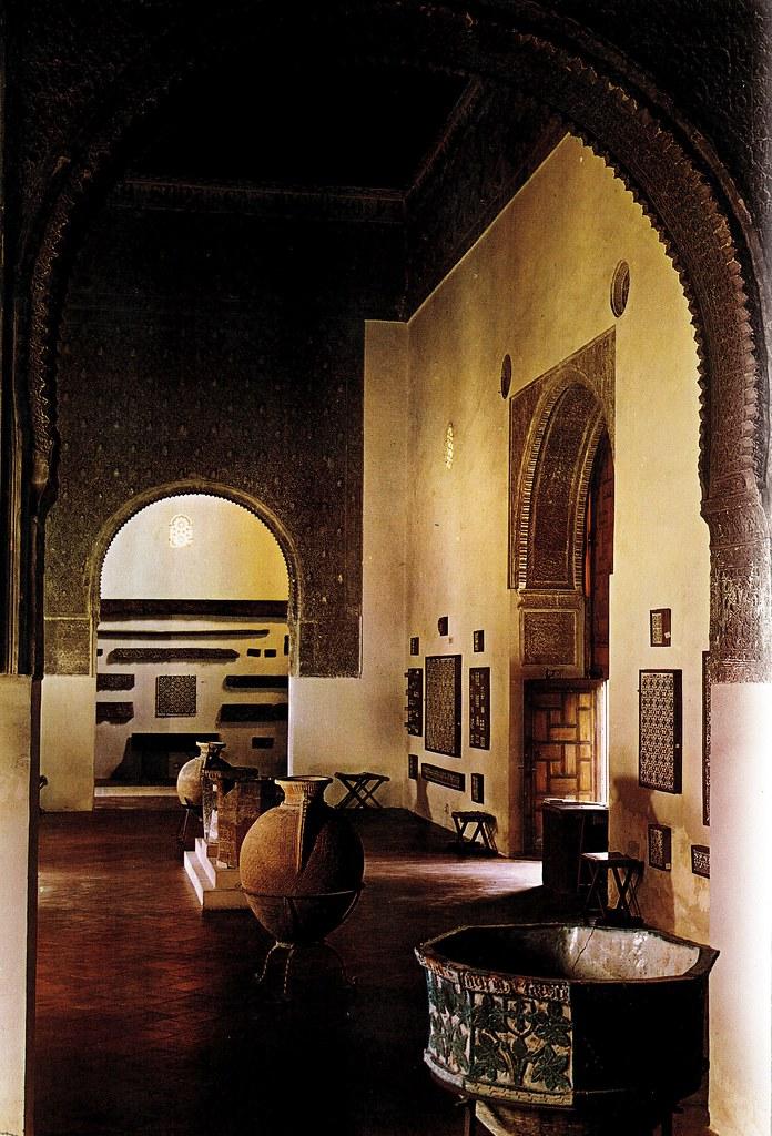 Museo del Taller del Moro hacia 1965