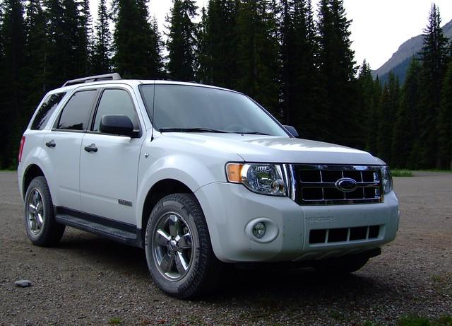 Ford Escape 4WD