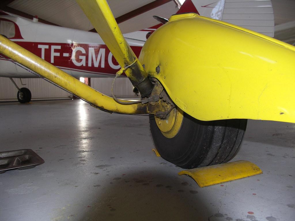 Aeronca original wheel covers