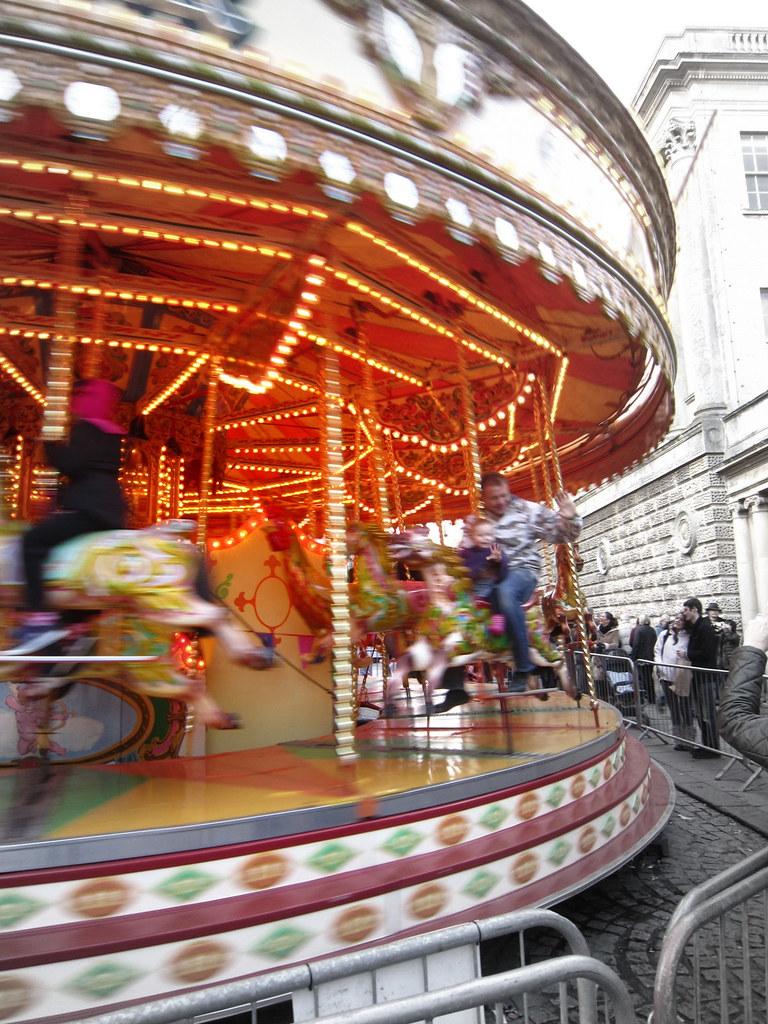 Bath - Carousel