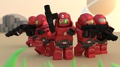 Lego Space Marines!