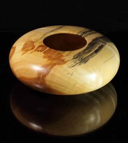 Silver poplar bowl