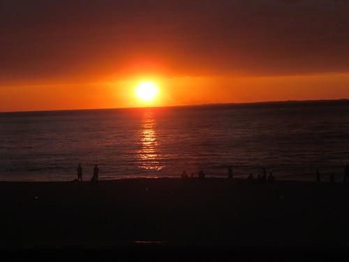 the sun sets7