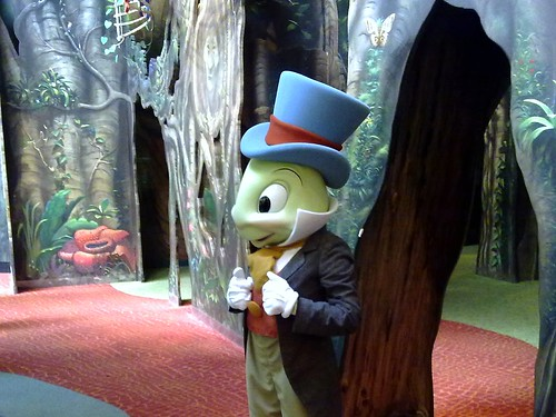 Jiminy Cricket