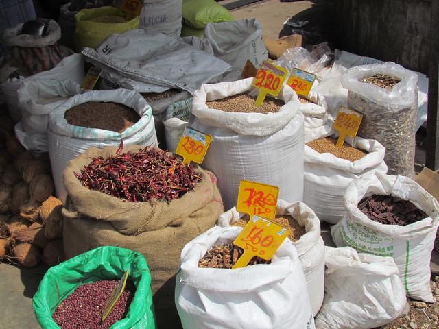 Jaffna market