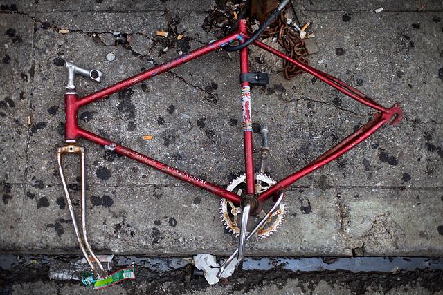 Skeletons NYC, #6