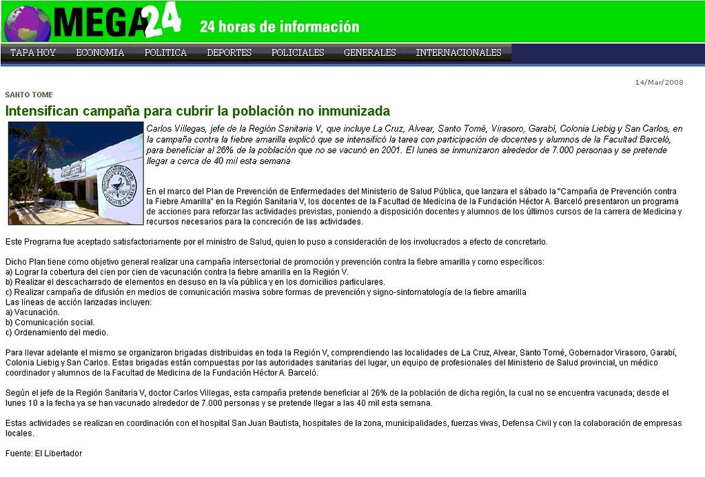 Site Mega24 14-03-08