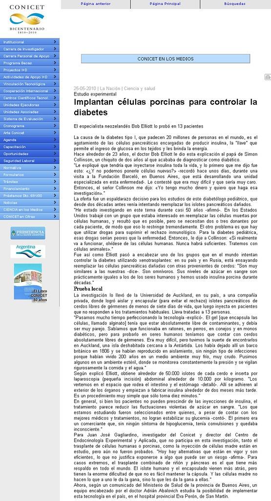 Site Conicet 25-5-10