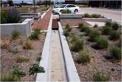 green infrastructure in Greensburg, KS (by: EPA via Supporting Sustainable Rural Communities)
