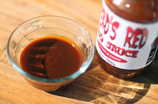 Head's Red BBQ Sauce