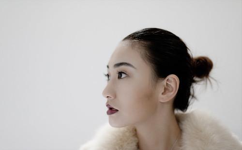 無料写真素材, 人物, 女性  アジア, 人物  横顔・横を向く, 中国人