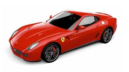 Ferrari announces limited edition 599 GTB 60F1