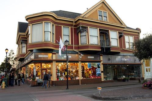 a Corner Shoppe