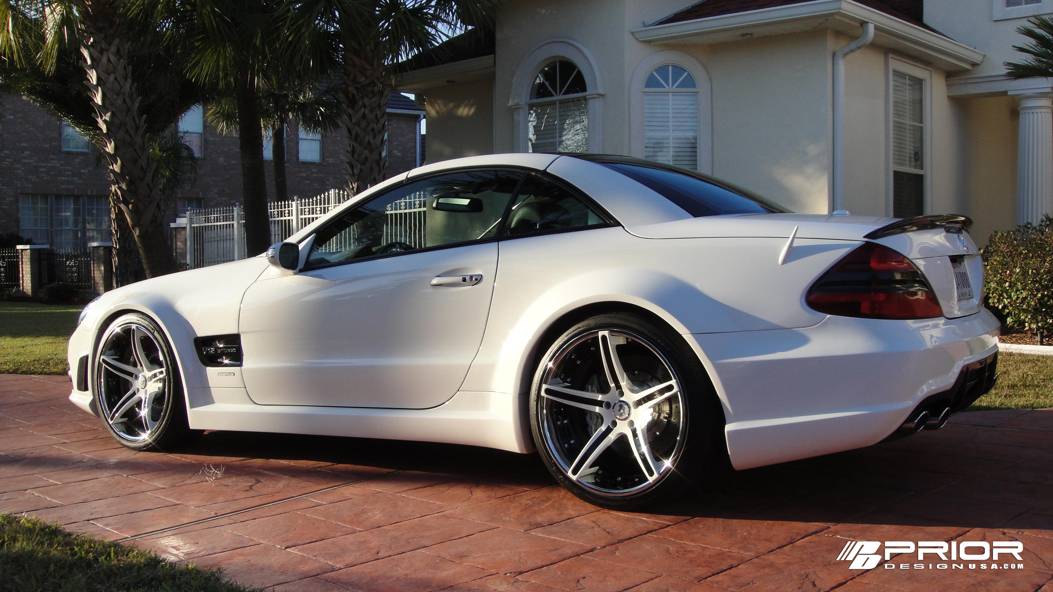 Mercedes Sl Amg Wheels