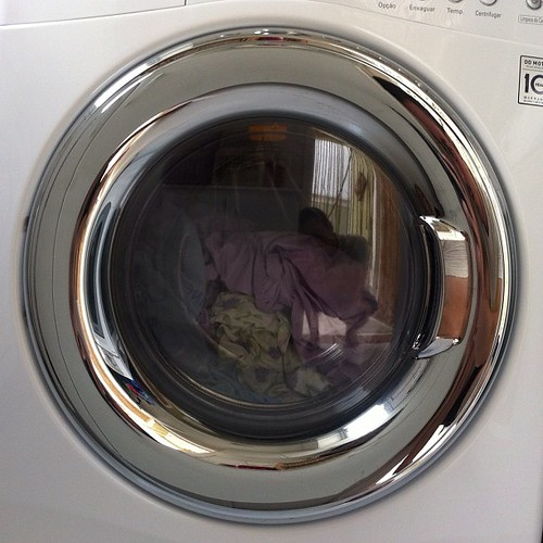Instagram #Roundseries - #washing #machine / #maquina de #lavar