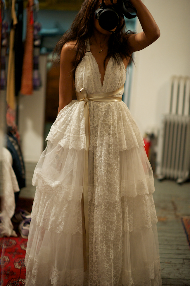 Vintage Chanel Wedding Dress 28 Inspirational I so see this