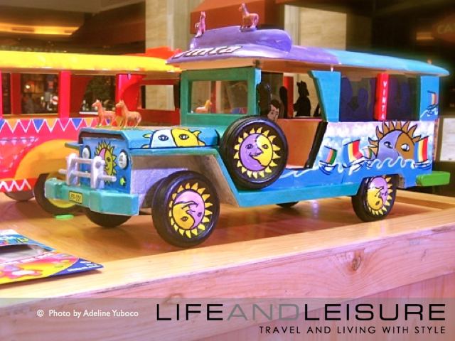 Vinta Jeepney Design