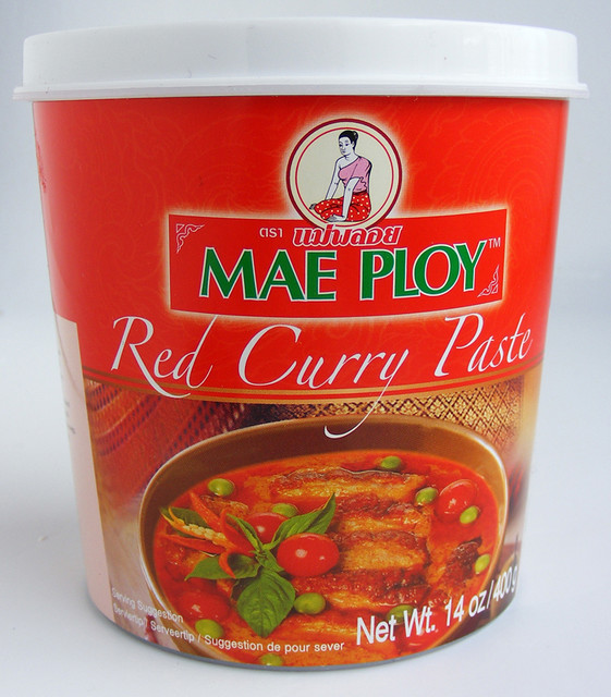Mae Ploy Red Curry Paste | Flickr - Photo Sharing!
