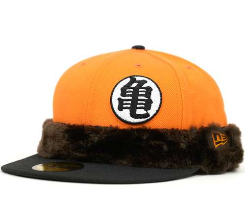 NEWERA×DRAGON BALL KAME SHIPPO ORANGE