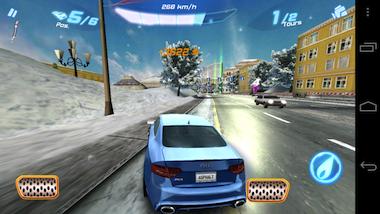 jeux de voiture asphalt 6