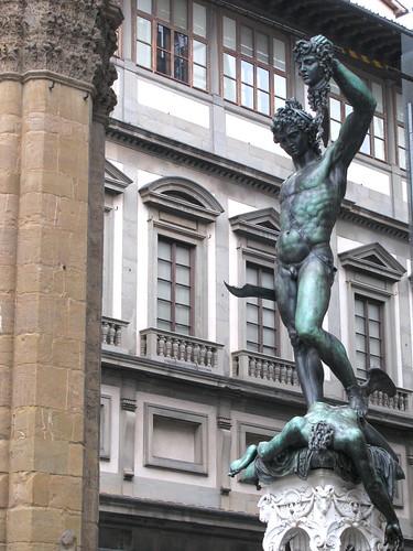 """""""Perseus"""" de Benvenuto Cellini by Miradas Compartidas"""