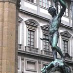 """""""Perseus"""" de Benvenuto Cellini"""