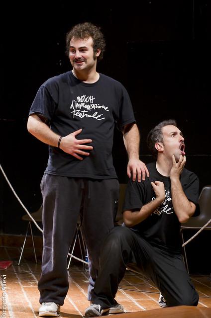 Teatrate Roma vs Arezzo-4842