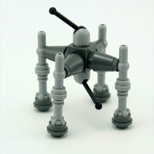 Day 4 - Homing Spider Droid