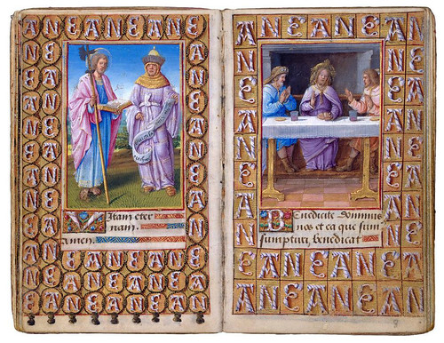 005-Prayer Book of Anne de Bretagne-siglo XV-Jean Poyer-© The Morgan Library & Museum