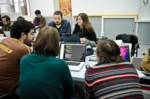 Curso HTML5 - Martes 13 diciembre 2011