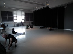Butoh Workshop With Jocelyne Montpetit (Montreal. 2011)