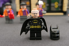 6864 The Batmobile and the Two-Face Chase - Batman 4