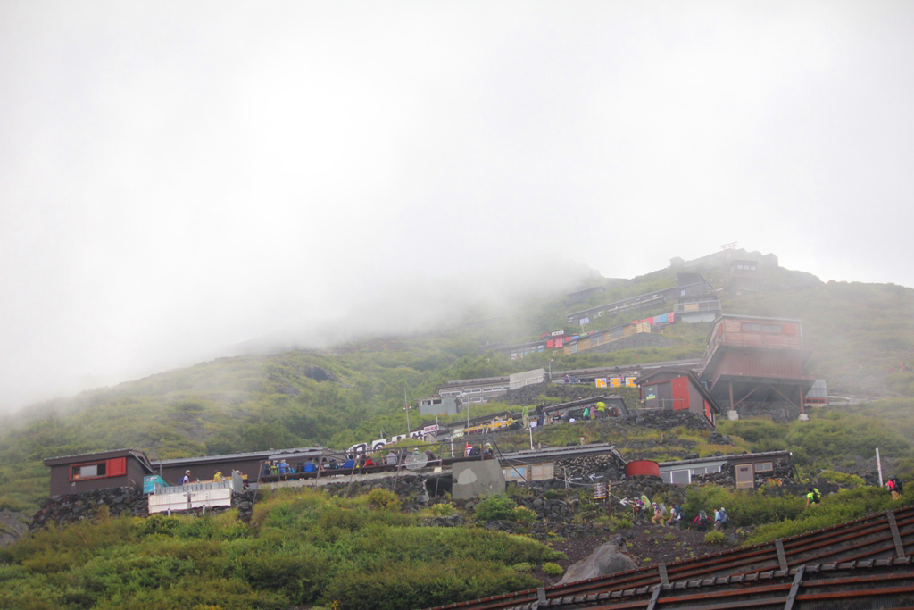 Mt. Fuji experience report (Yoshida route) Part1 (13)