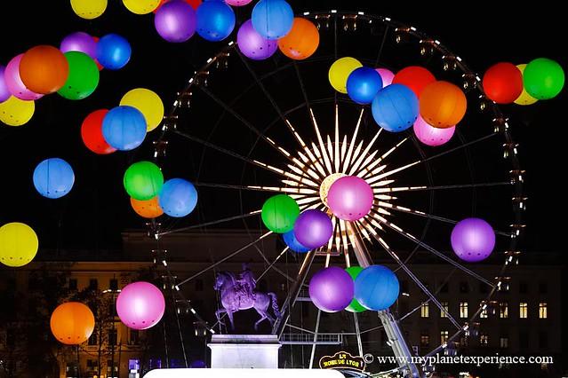 Festival of Lights / Fête des Lumières
