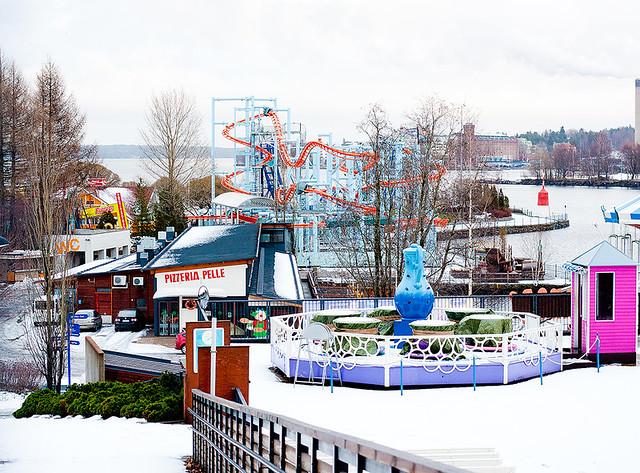 Tampere rides