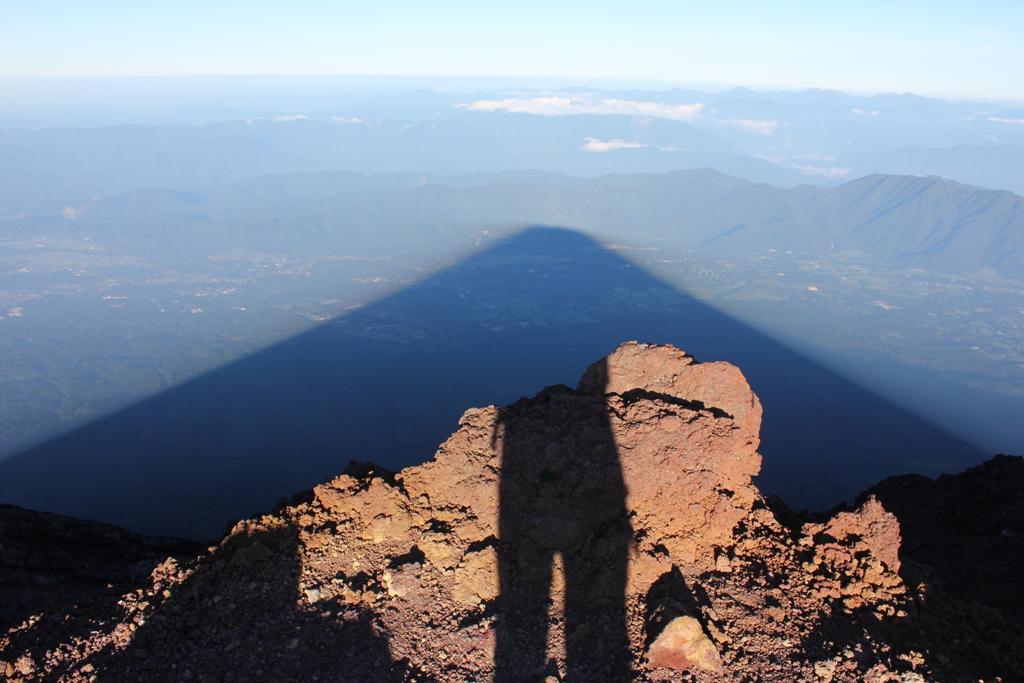 Mt. Fuji experience report (Yoshida route) Part4 (2)