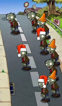 Plants vs. Zombies Holiday iPhone update