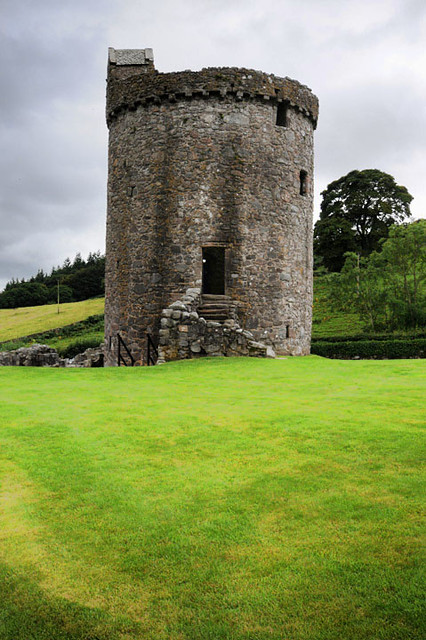 Orchardton tower (orc09009)